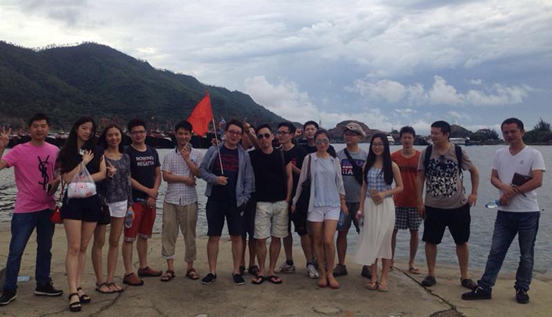 清凉夏日游——惠州小桂湾海滨